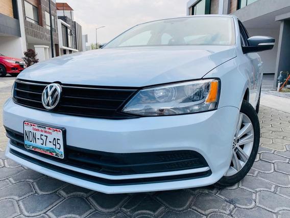 Volkswagen Jetta 2.0 Fest Mt 2017 Autos Usados Puebla