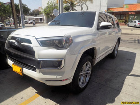 Toyota 4runner Limited 4.0 4x4 At
