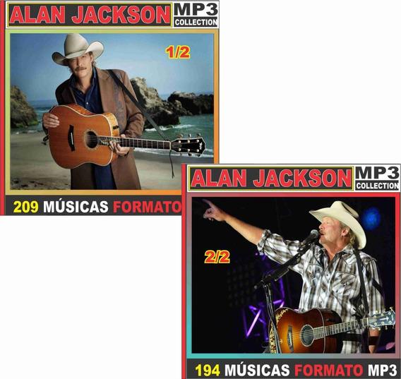 Alan Jackson Discografia Completa Com 403 Músicas