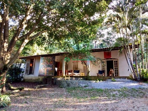 Chácara Com 4 Dormitórios À Venda, 1900 M² Por R$ 370.000,00 - Chacara Santa Monica - Cotia/sp - Ch0190