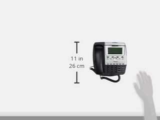 Cortelco 272000-tp2-27s 1-handset 2-line Teléfono Fijo