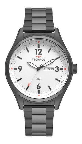 Relógio Technos Masculino 2105ax/4b Original C/ Nota Fiscal