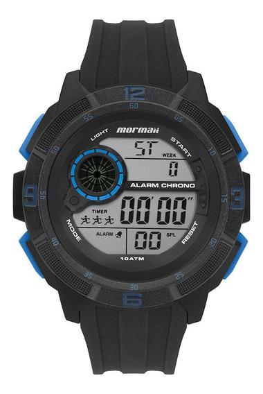 Relógio Masculino Mormaii Wave Preto - Original