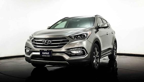 16641 - Hyundai Santa Fe 2017 Con Garantía At