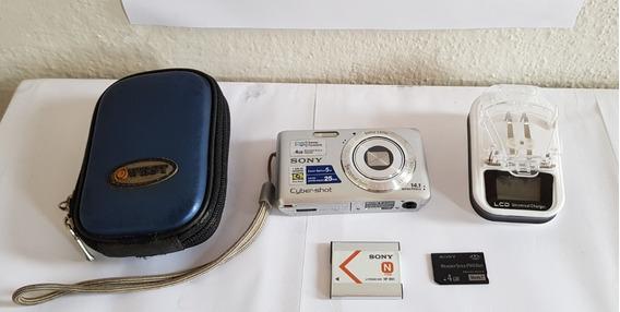 Câmera Sony Cyber-shot Dsc W630 16.1 Mega Pixels Completo