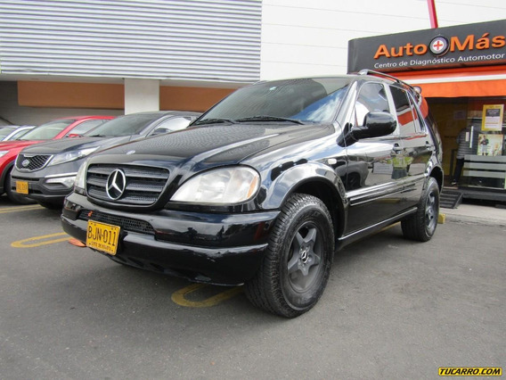 Mercedes Benz Clase Ml 320 Ml 320