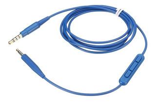Cable Azul Repuesto Micrófono Para Bose Soundtrue Soundlink