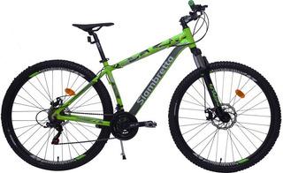 Bicicleta Mtb 50 R29t18 Ve Fluo 1492 Siambretta