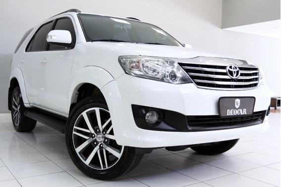 Toyota Hilux Sw4 Sr 2.7-2012/2013