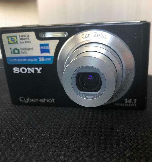 Câmera Sony Cyber-shot Dsc W320 14.1mp