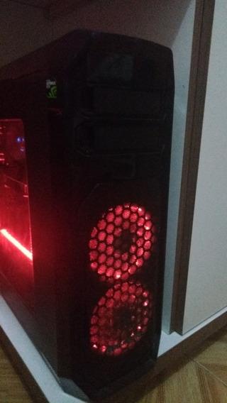 Pc Gamer I5 7400, 1050 Ti, 16gb Ram, Ssd 240, Hd 2tb