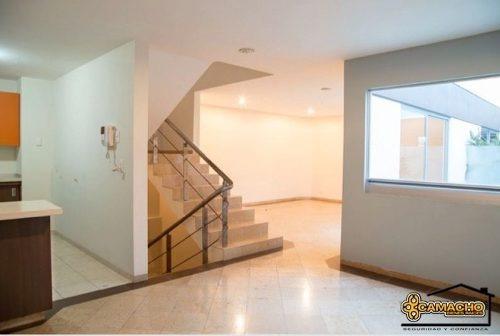 Casa En Renta, Col. Del Valle Norte, 3 Recámaras. Odc-0185