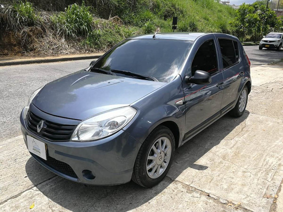 Renault Sandero Expression 1.6 Mec. Mod. 2009 (336)