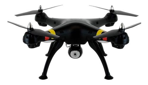 Drone Kanji Condor con cámara SD  negro