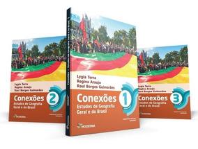 Conexões: Geografia - Do Profº - Ens Médio - 3 Vols - Novos