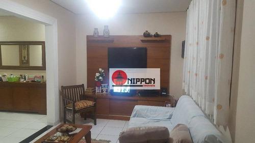 Casa Residencial À Venda, Vila Maricy, Guarulhos. - Ca0045