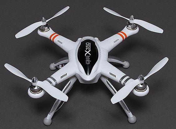 Drone Walkera Qr X350 Gps, Com Rádio Devo 7 (rtf)