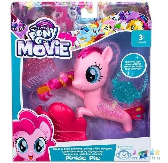 My Little Pony Movie Glitter Style Sirena Mar C0683 Giro Did