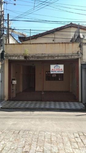 Imagem 1 de 15 de Locação - Sobrado - Chácara Santo Antônio - São Paulo/sp - Rr4858