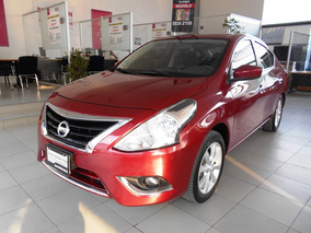 Nissan Versa Advance Std 2017