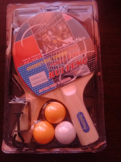 Kit Juego Ping Pong