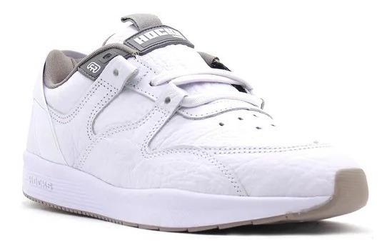 Tenis Hocks Solo White