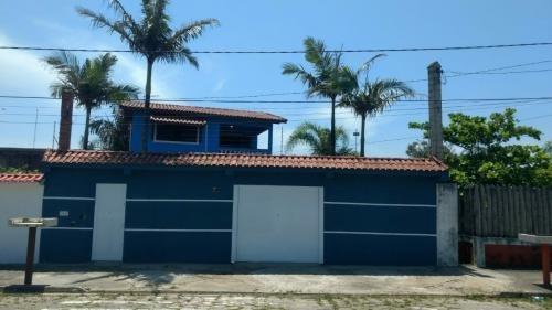 Casa Na Praia Em Itanhaém 300m Do Mar 5929rafa