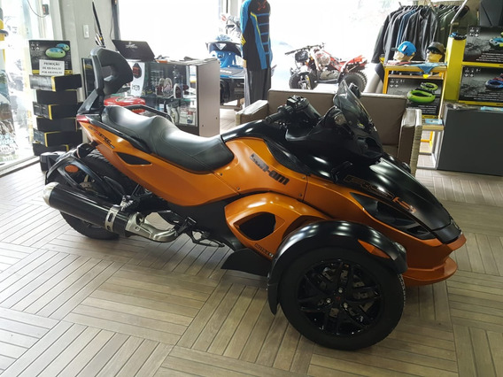 Triciclo Can-am Spyder Rss 2011 Com Encosto