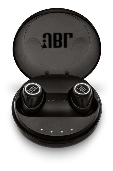 Fone De Ouvido Jbl Free Black Bluetooth