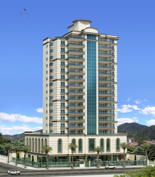 Palazzo Del Mare Residenziale, Apartamento Alto Padrão Centro. - 3577265