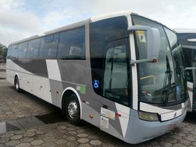 Busscar Vissta Buss Ano 2008 Scania K340 Jm Cod 292