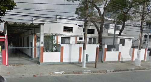 Predio Comercial Na Chácara Santo Antonio, Em Frente Ao Consulado Americano, Frente Para 2 Ruas - Ab132587