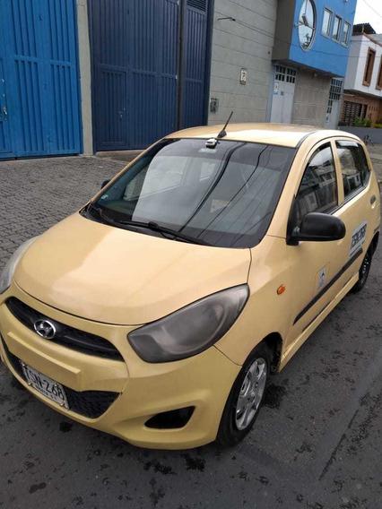 Taxi Hyundai I10 2013 Excelente Ganga 67millones 3103415122