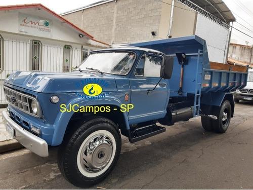 Imagem 1 de 14 de Chevrolet D60 Ano 84 Caçamba