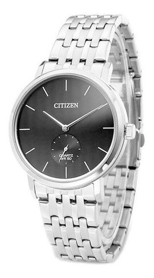 Relógio Citizen Masculino Prata Tz20760t