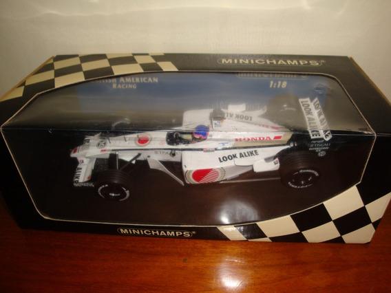 Automóvil F1- Jack Villeneuve