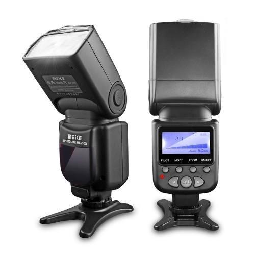 Flash Manual Meike Mk 930ii Canon E Nikon Universal