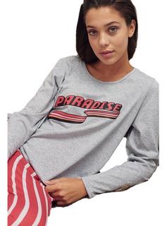 Pijama Invierno 2020 Stripe Paradise 633-20 Sweet Victorian