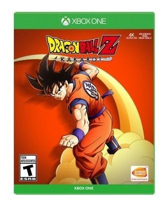 Juego Xbox One Dragon Ball Z: Kakarot Juego Xbox One Tk788
