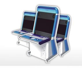 60 Projetos Arcade Fliperama Vewlix Com Medidas Completas