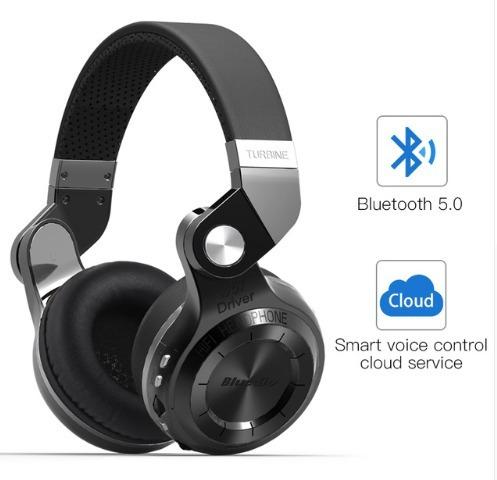 Bluedio T2 + Fones De Ouvido Bluetooth 4.1 Sem Fio