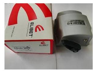 Interruptor Monofásico 24a En Caja Pvc Elibet 302tp