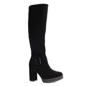 6163e0f336 Bota Bebece Cano Longo Preta - Sapatos com o Melhores Preços no ...