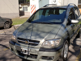 Chevrolet Zafira 2.0 Gl Familiar 3 Filas De Asientos