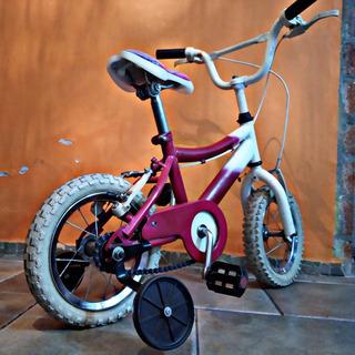 Bicicleta Niñ@ Rodado 12