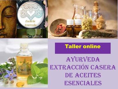 Taller Online Ayurveda