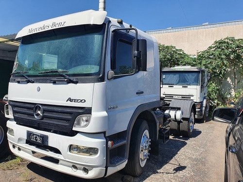 Mercedes Benz Atego 1725 2012 Tractor