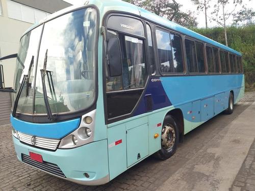 Imagem 1 de 15 de Ônibus Comil Versatile Fretamentos Revisado  Garantia Of1722