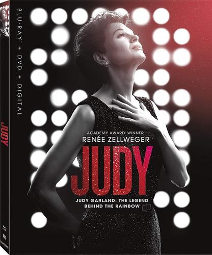 Imagen 1 de 2 de Blu-ray + Dvd Judy / Judy Garland (2019)