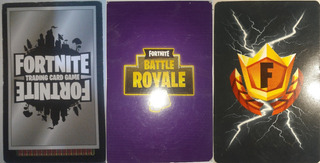 Lote De 98 Cartas Fortnite Variadas